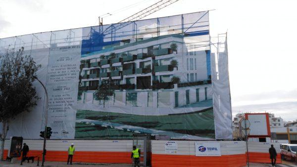 Lona Edifício - Tantalinha